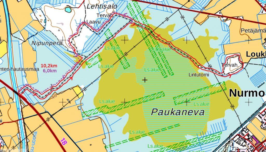 paukaneva